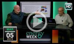 Energy Week: 3/5/15