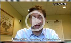 COVID-19: VT Senate President Tim Ashe Update 5/22/2020