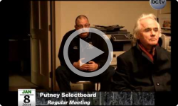 Putney Selectboard Mtg. 1/8/14