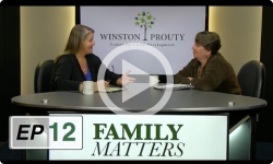 Winston Prouty's Family Matters: Family Matters: Ep 12 - Billie Slade