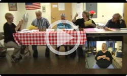 Brattleboro Housing Authority Board Mtg. from 9/8/14