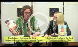 Brattleboro Literary Festival 2013: Tom Folsom & Lily Koppel