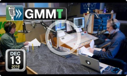 Green Mtn Mornings Tonight: Tuesday News Show 12/13/16