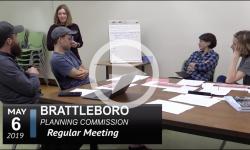 Brattleboro PC Mtg 5/6/19