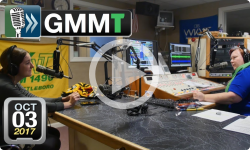 Green Mtn Mornings Tonight: Tuesday News Show 10/3/17