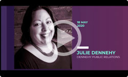 PR Benefits: Episode1 - Julie Dennehy