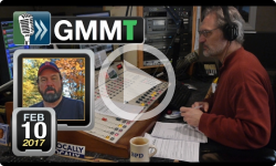Green Mtn Mornings Tonight: Friday News Show 2/10/17