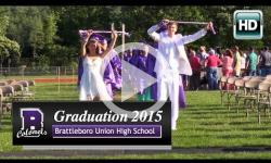 2015 BUHS Graduation