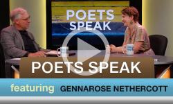 Poets Speak - Conversations with VT Poet Laureate Chard deNiord: GennaRose Nethercott