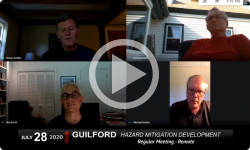 Guilford Selectboard: Guilford Hazard Mitigation Development Mtg 7/28/20