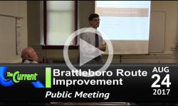 The Current - Brattleboro Bus Route Improvement Public Mtgs 8/24/17