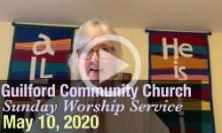 Guilford Church Service - 5/10/20