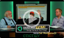 Energy Week Extra: Tad Montgomery 8/14/14
