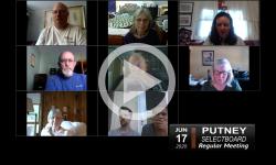 Putney Selectboard: Putney SB 6/17/20