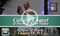 Calvary Chapel: Nov 9, 2014