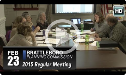 Brattleboro Planning Commission: 2/23/15 Mtg