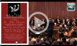 Blanche Moyse 5th Annual Memorial Concert J.S.Bach