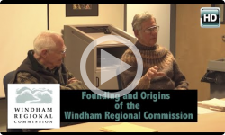 Founding and Origins of the Windham Regional Commission