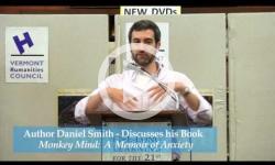Brattleboro Literary Festival 2013: Daniel Smith,  'Monkey Mind'