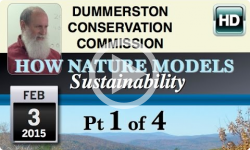 DCC: How Nature Models Sustainability, Pt 1 - 2/3/15