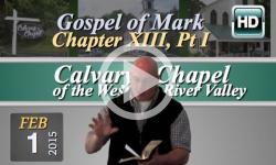 Calvary Chapel: Feb 1, 2015