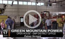 Green Mountain Power Open House 7/17/19