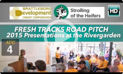 Fresh Tracks Road Pitch - Rivergarden 8/4/15
