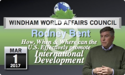 WWAC: Rodney Bent - US International Developement 3/1/17