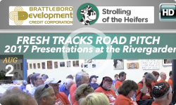 Fresh Tracks Road Pitch - Rivergarden 8/2/17