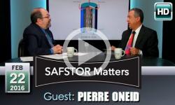 SAFSTOR Matters: 2/22/16 - Pierre Oneid