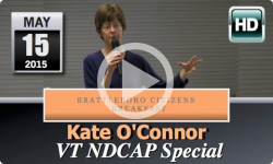 Brattleboro Citizens Breakfast: Kate O'Connor - NDCAP