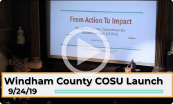 Windham County COSU Launch 9/24/19
