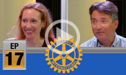 Rotary Cares: Ep17 - Sadie Fischesser and John Mabie