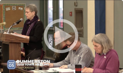2019 Dummerston Town Mtg 3/5/19