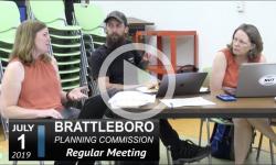 Brattleboro PC Mtg 7/1/19