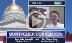 MontConn: 4/7/11 Webcast- Valerie Stuart