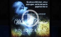 Agape Annual White Gift Service