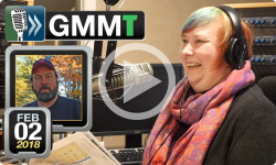 Green Mtn Mornings Tonight: Friday News Show 2/2/18