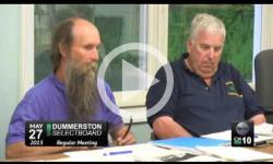 Dummerston Selectboard Mtg 5/27/15