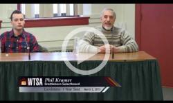 WTSA Brattleboro Selectboard Candidates 3/2/13