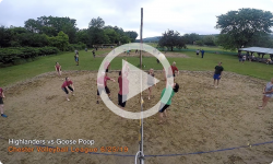 Chester Volleyball League: The Highlanders vs Goose Poop 6/25/19
