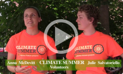Climate Summer Tour New England 2013