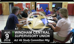 WCSU: Executive Committee Mtg 8/9/16