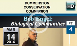 DCC: Bob Engel- Biological Communities #4- 3/14/16