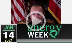 Energy Week with George Harvey: Energy Week #401 - 1/14/2021