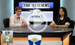 """Landmark Broadcasters: """"Finn""""tastic News - Ep 2 (J-Term 2019)"""
