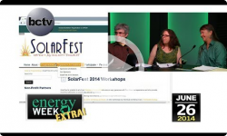 Energy Week Extra: SolarFest - 6/26/14