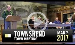2017 Townshend Town Mtg 3/7/17