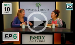 Winston Prouty's Family Matters: Episode 6