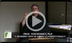 WWAC: Prof Tom Redden on Buddhism 11/22/13